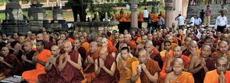 Buddhist Circuit Tour in Nepal and India