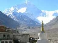 Everest Base Camp Lhasa